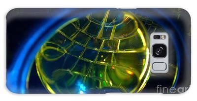 Ball Of Color Galaxy Case