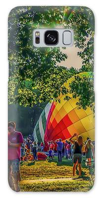 Balloon Fest Spirit Galaxy Case