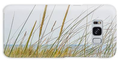 Beach Grass Galaxy Case