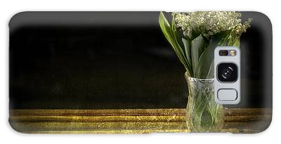 Vase Of Flowers Photographs Galaxy Cases