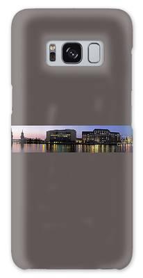 Berlin 360 Grad  Galaxy Case by Juergen Held