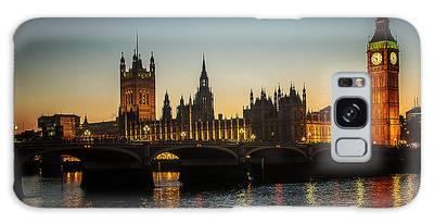 Galaxy Case featuring the photograph Big Ben by Ryan Wyckoff