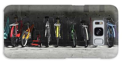 Bicycle Galaxy Cases