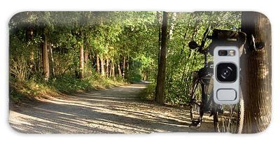 Bike Rest Galaxy Case