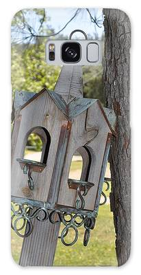 Bird House Galaxy Case