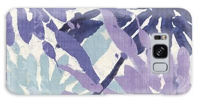 Lavender Galaxy Cases