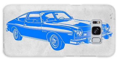 American Muscle Car Galaxy Cases