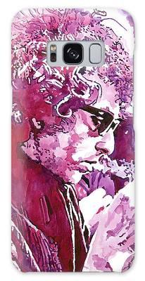 Bob Dylan Rocks Galaxy Cases