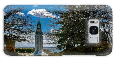 Bray's Point Lighthouse Galaxy Case
