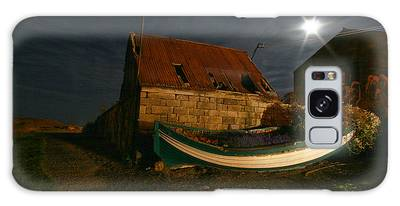 Brora Boat House Galaxy Case