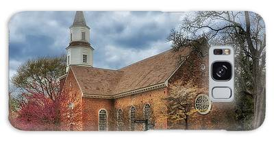 Bruton Parish Church Galaxy Case