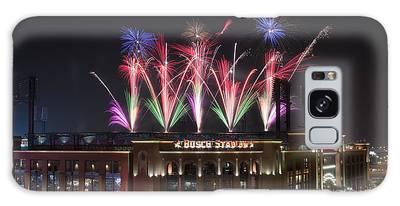Busch Stadium Galaxy Case