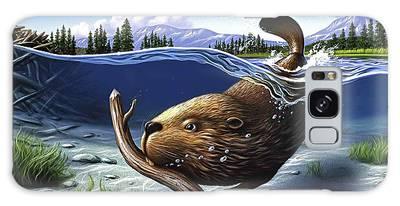 Beaver Galaxy S8 Cases