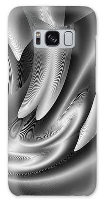 Bw Art 10 Galaxy Case by Visual Artist Frank Bonilla