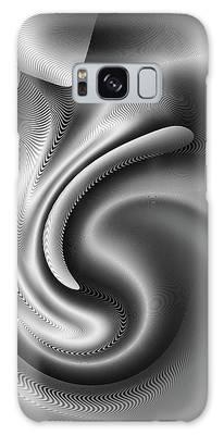 Bw Art 2 Galaxy Case by Visual Artist Frank Bonilla