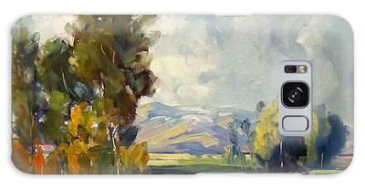 California Landscape 1 Galaxy Case