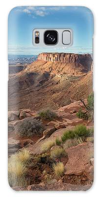 Canyonlands View Galaxy Case