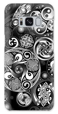 Celtic Clockwork Galaxy Case