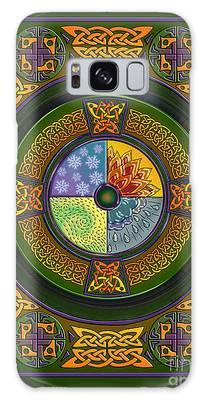 Celtic Elements Galaxy Case