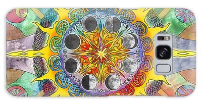 Celtic Stargate Galaxy Case
