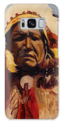 Chief Red Cloud Galaxy Case