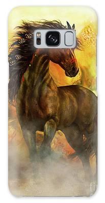 Chitto Spirit Horse Galaxy Case