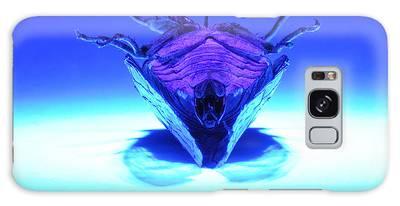 Cicada In Uv Galaxy Case