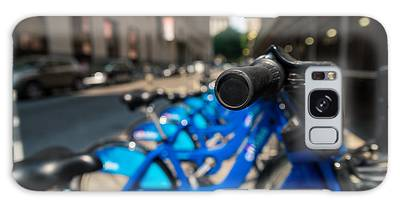Citibike Handle Manhattan Color Galaxy Case