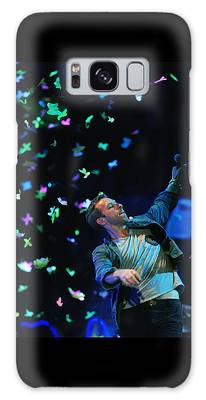 Coldplay Photographs Galaxy Cases