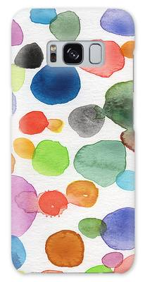 Designs Similar to Colorful Bubbles by Linda Woods