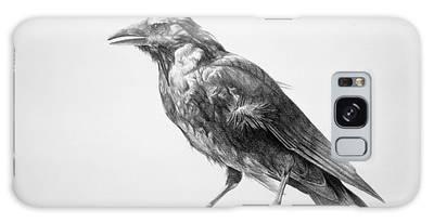 Crow Galaxy Cases