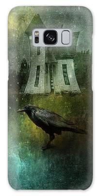 Crow House Galaxy Case