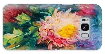 Chrysanthemums Galaxy Case