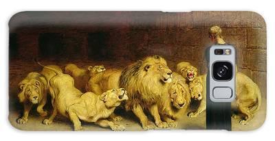 Daniel In The Lions Den Galaxy Cases