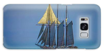 Denis Sullivan - Three Masted Schooner Galaxy Case