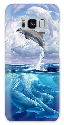 Dolphin Galaxy Cases
