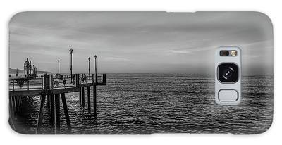 Early Morning Redondo By Mike-hope Galaxy Case
