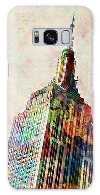 Empire State Building Galaxy S8 Cases