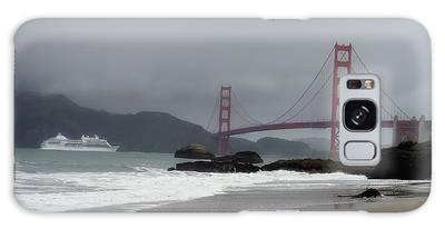 Entering The Golden Gate Galaxy Case