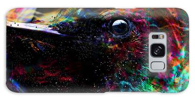 Eyes Of The World Galaxy Case