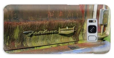 Fairlane Emblem Galaxy Case