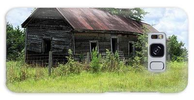 Farmhouse Abandoned Galaxy Case