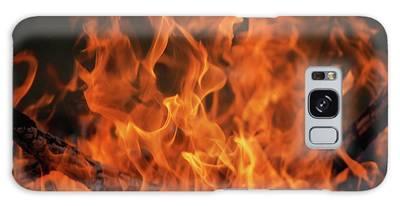 Fire Galaxy Case
