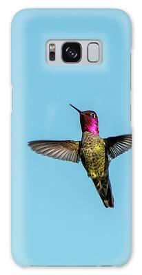 Flight Of A Hummingbird Galaxy Case
