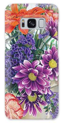 Flowers From Daughter Galaxy Case