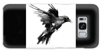 Raven Galaxy Cases