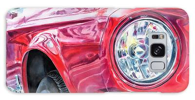 Ford Mustang Galaxy Case