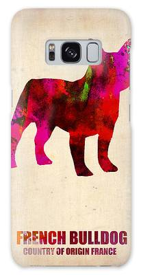 French Bulldogs Galaxy Cases