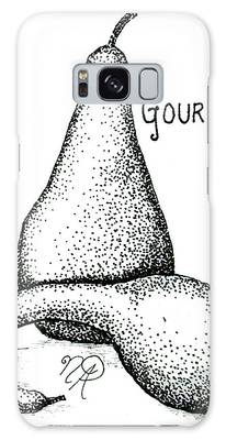 Glorious Gourds Galaxy Case