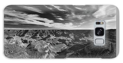 Grand Canyon In Motion Galaxy Case